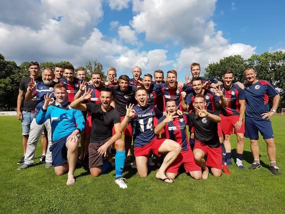 FC krönt herausragende Leistung mit Platz 3 in der Landesklasse