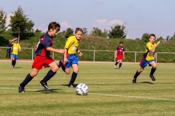 Zweiter Sieg im dritten Spiel für die Saalfelder E Junioren