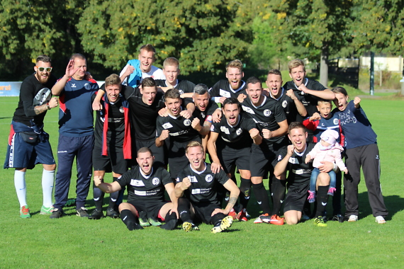 FC Saalfeld mit klaren Derbysieg