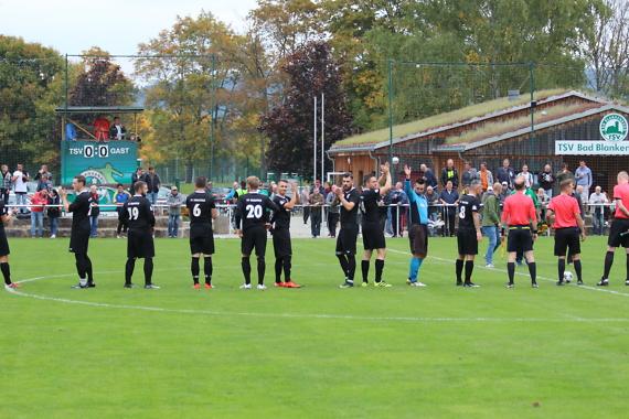 Souveräner Auftritt des FCS in Bad Blankenburg