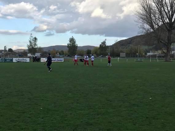 FC Saalfeld wieder in der Erfolgsspur